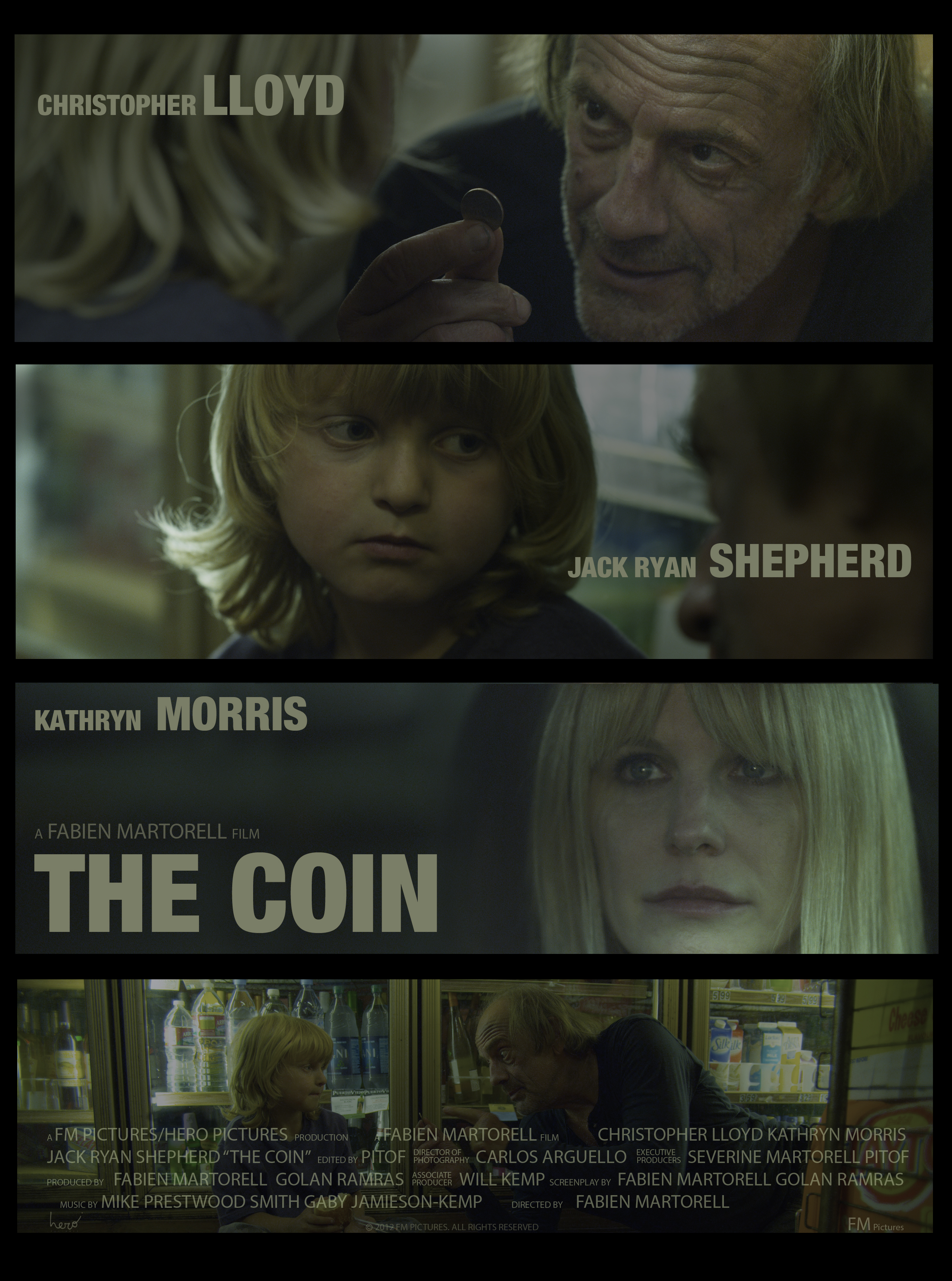The Coin Poster